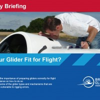 Glider Fit for Flight Cover